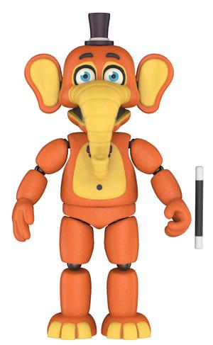 FNAF Pizza - Orville Elephant Action Figure