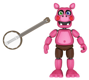 Five nights at freddys pigpatch action figure